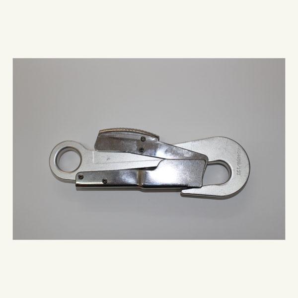 Enganche Rapidex de aluminio.