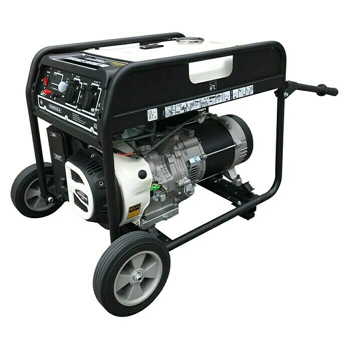 Generador OM 7000 PRO